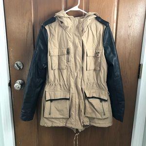 Steve Madden womens size large jacket